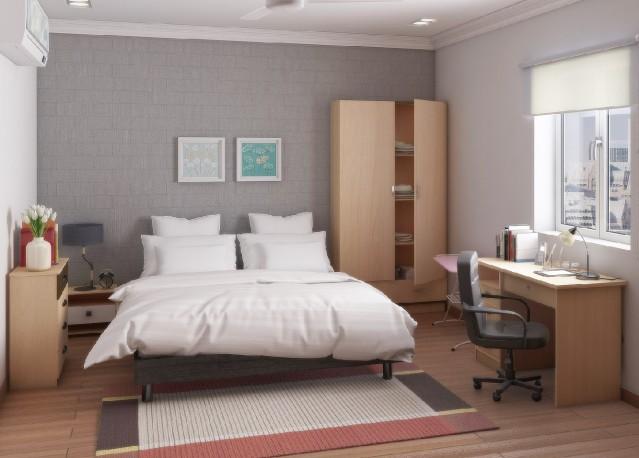 Bedroom LORRAINE