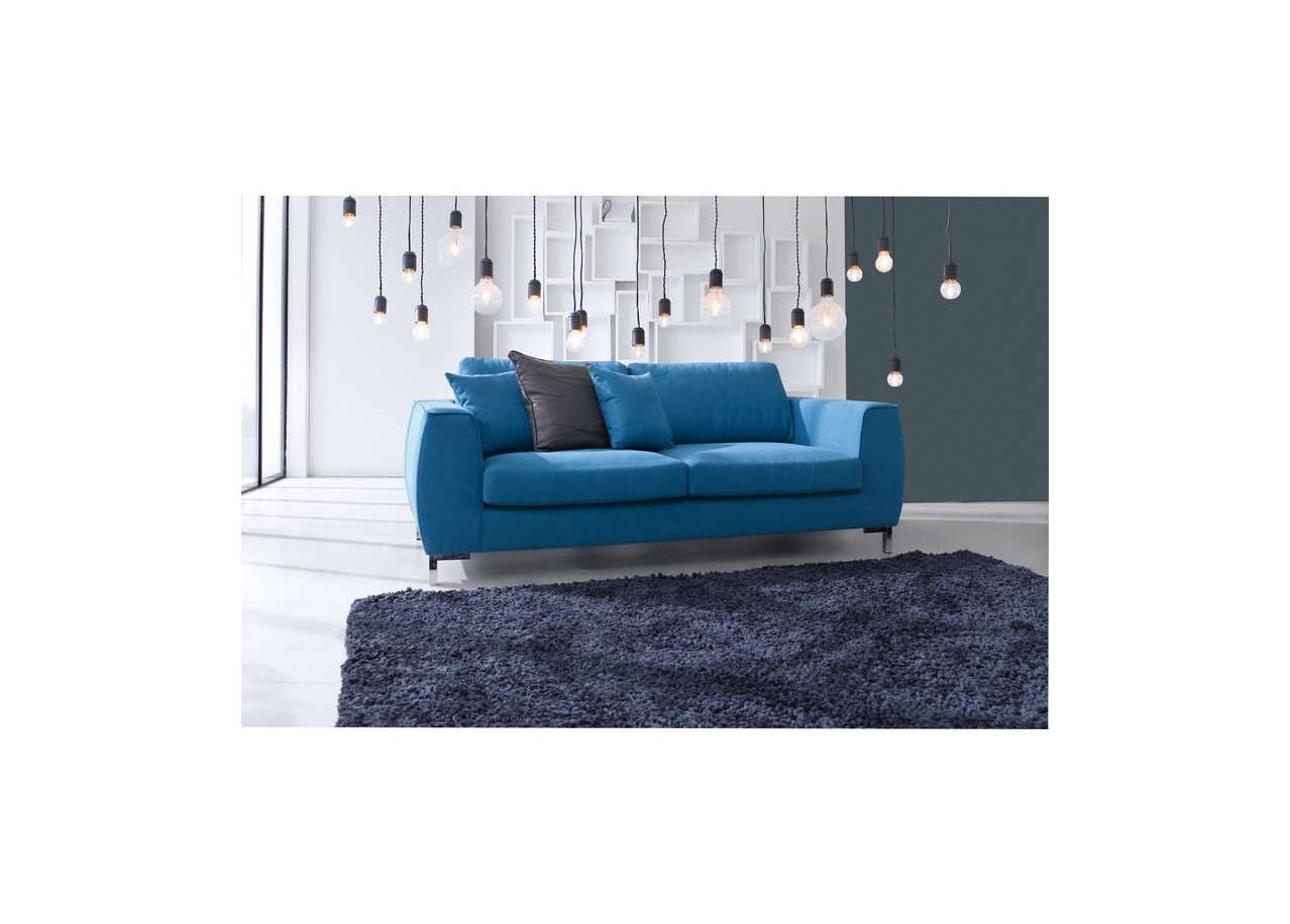 canap detroit bleu - Canape Bleu