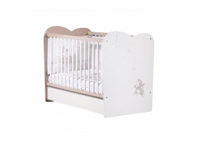 Baby crib PANPAN - 60 x 120 cm