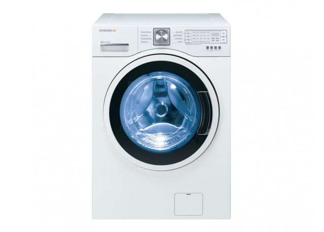 Washing machine DAEWOO - 9 kg - Drying