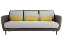 Canapé Fixe SKY Gris