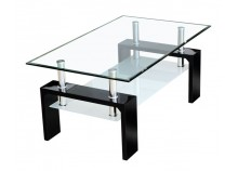 Table basse SELENA Noir