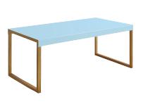 Table basse KARMA Bleu