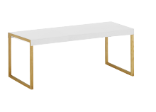 Coffee table KARMA White