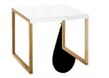 Table basse YOGA Blanc