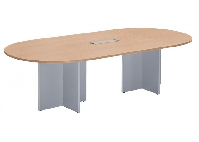 Table de réunion LILA Ovale 420,0 cm