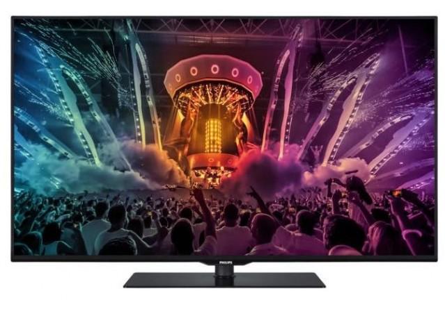 Télévision UHD 4K PHILIPS - 123 cm