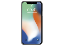iPhone X - 64 Go - Argent