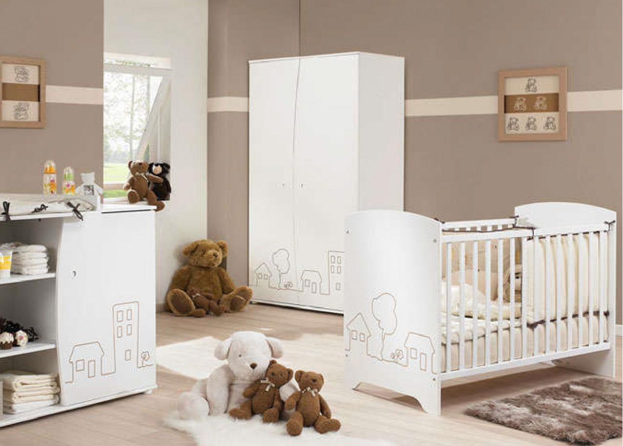 Location lit b b en bois little city - Location lit bebe maternite ...
