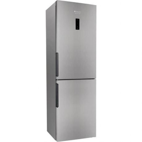 Réfrigérateur HOTPOINT - 340 L Inox