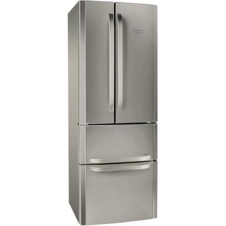 Réfrigérateur HOTPOINT - 402 L Inox