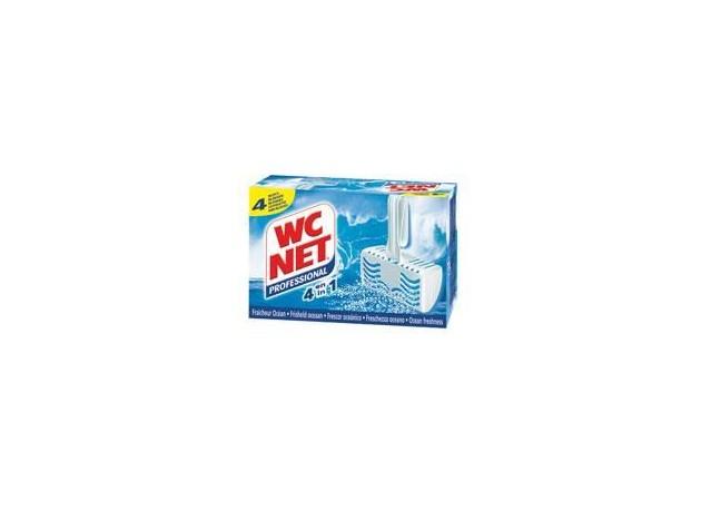 Bloc WC Net Pro - boîte de 4