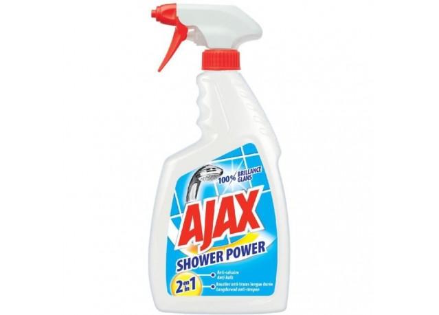 Nettoyant sanitaire anti-calcaire Ajax Pulvérisate